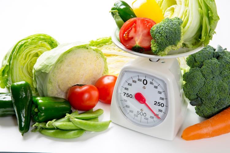 野菜の計量